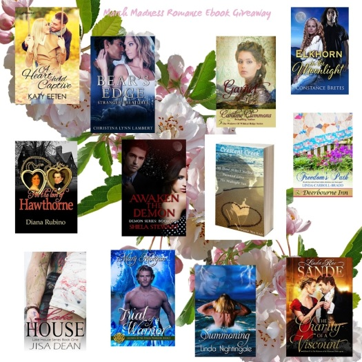 March Madness Romance Ebook Giveaway (4)
